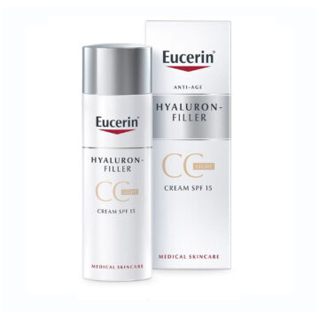 Eucerin Hyaluron-Filler CC krema Light, 50 ml