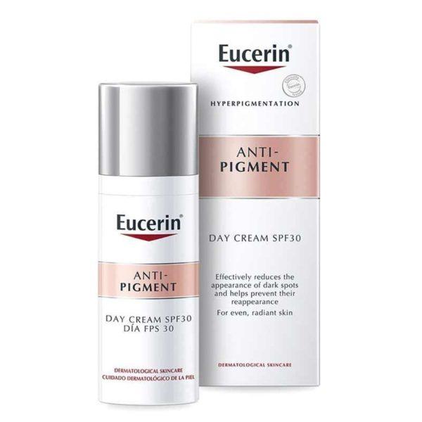 Eucerin Anti-Pigment dnevna nega proti pigmentnim madežem z ZF30, 50 ml