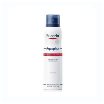 Eucerin Aquaphor mazilo za telo v spreju, 250 ml