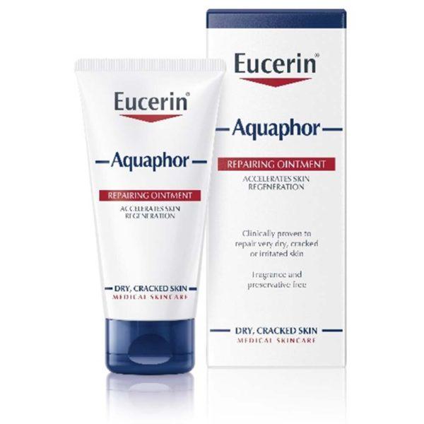 Eucerin Aquaphor obnovitveno mazilo, 45 ml