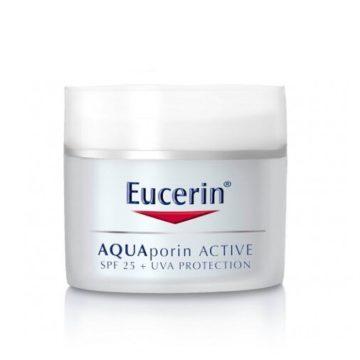 Eucerin Aquaporin Active vlažilna nega z ZF 25, 50 ml
