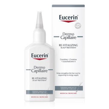Eucerin DermoCapillaire Re-Vitalizing terapija, 100 ml