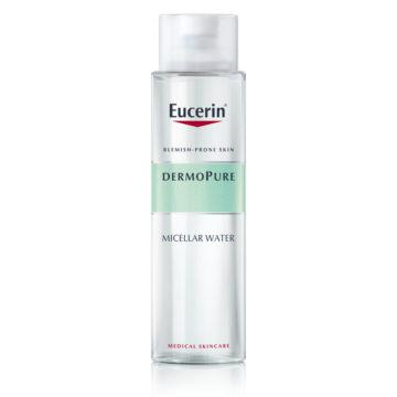 Eucerin DermoPure micelarna tekočina, 400 ml