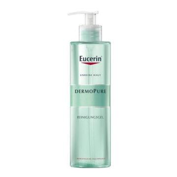 Eucerin DermoPure čistilni gel, 400 ml