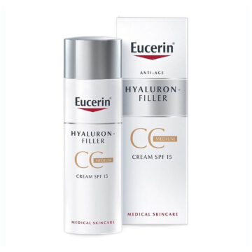 Eucerin Hyaluron-Filler CC krema Medium, 50 ml