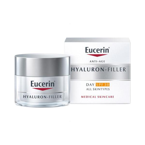Eucerin Hyaluron-Filler dnevna krema ZF30, 50 ml