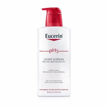 Eucerin pH5 lahek losjon, 400 ml
