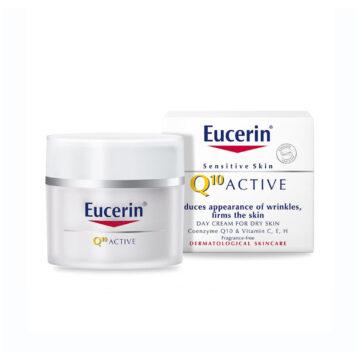 Eucerin Q10 Active dnevna krema, 50 ml