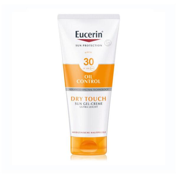 Eucerin Sun Oil Control Dry Touch kremni gel ZF 30, 200 ml