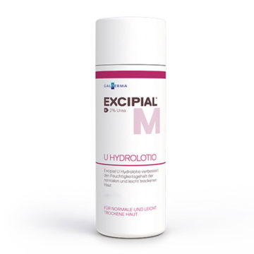 Excipial U Hydrolotion losjon za suho kožo, 200 ml