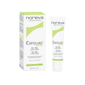 Exfoliac NC gel za globinsko nego, 30 ml