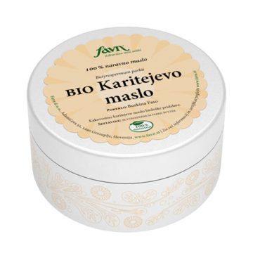 Favn karitejevo BIO maslo, 150 ml