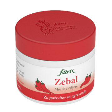 Favn zebal mazilo, 75 ml