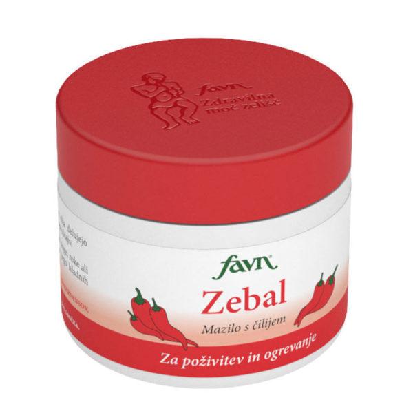 Favn zebal mazilo, 75 ml