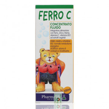 Ferro C Bimbi sirup, 200 ml