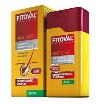 Fitoval dermatološki šampon proti izpadanju las