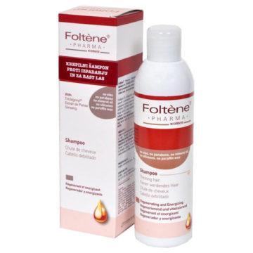 Foltene krepilni šampon proti izpadanju las za ženske, 200 ml