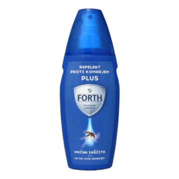 Forth Plus proti komarjem, 100 ml