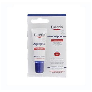 Eucerin Aquaphor SOS Lip Repair mazilo za ustnice, 10 g