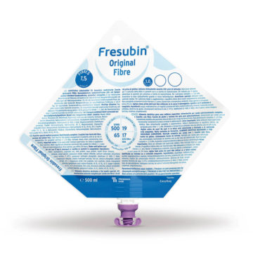 Fresubin Original Fibre Easy bag napitek v vrečki, 500 ml