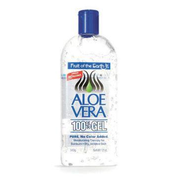 Fruit of the Earth Aloe vera 100% gel, 340 g