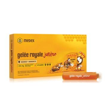 Gelee Royale Junior matični mleček za otroke, 10 x 9 ml