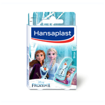Hansaplast Disney Frozen obliži