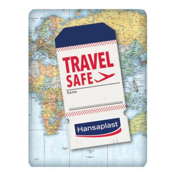 Hansaplast Travel Safe Box Limited Edition obliži, 16 obližev