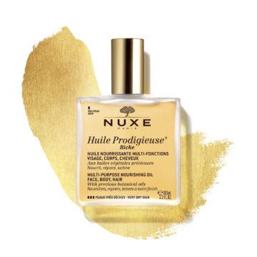 Huile Prodigieuse Riche Nuxe bogato suho olje za vsestransko uporabo, 100 ml