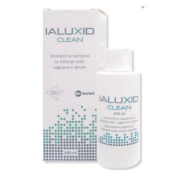 Ialuxid Clean čistilna raztopina za kožo, 100 ml