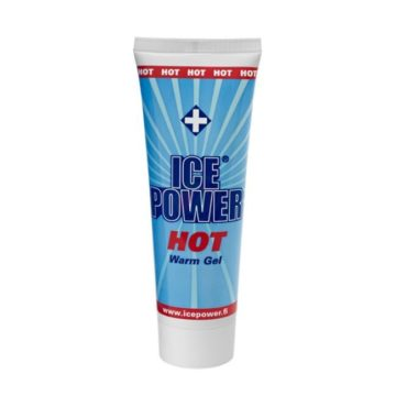 Ice Power Hot gel, 75 ml