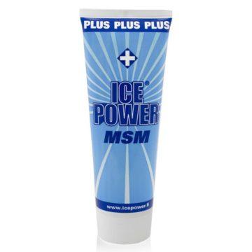 Ice Power Plus MSM v gelu, 200 ml