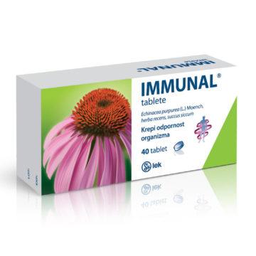 Immunal tablete, 40 tablet