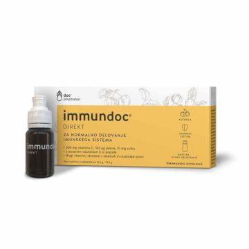 Immundoc Direkt napitek za imunski sistem, 6 vial