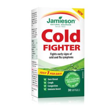 Jamieson Cold Fighter za boj proti prehladu, 30 kapsul