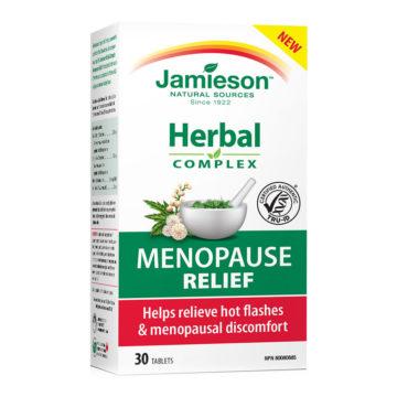 Jamieson Menopavza kompleks za lajšanje menopavze, 30 tablet
