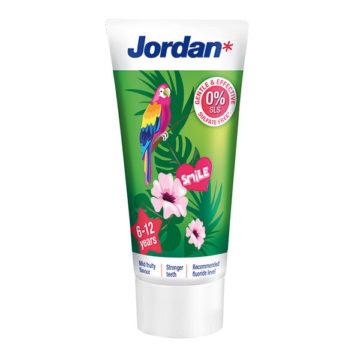 Jordan Junior (6 – 12 let) zobna pasta, 50 ml