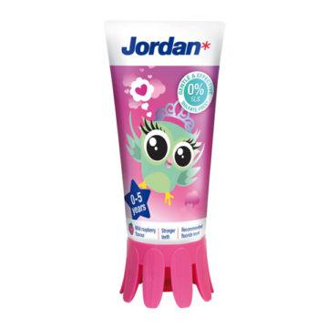 Jordan Kids (0 – 5 let) zobna pasta 500 ppm F, 50 ml