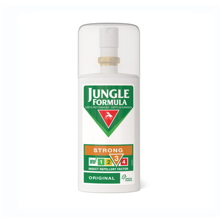 Jungle Formula Strong Original zaščita proti komarjem, 75 ml