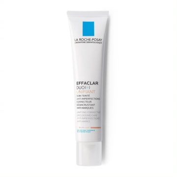 La Roche Posay Effaclar Duo (+) Unifiant Light, 40 ml