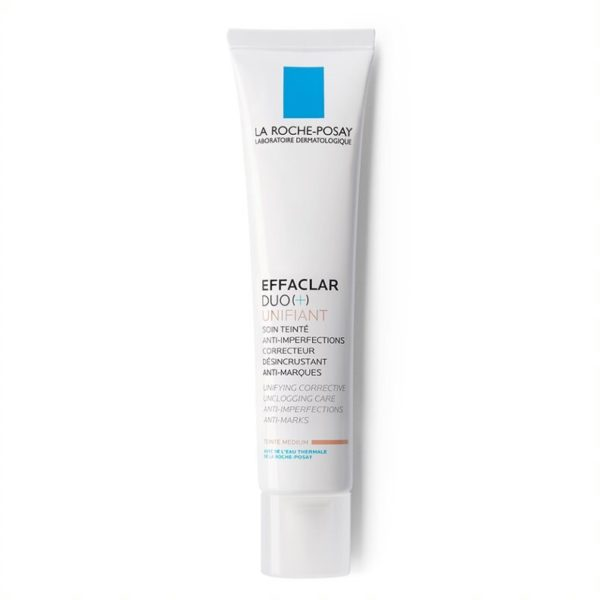 La Roche Posay Effaclar Duo (+) Unifiant Medium, 40 ml