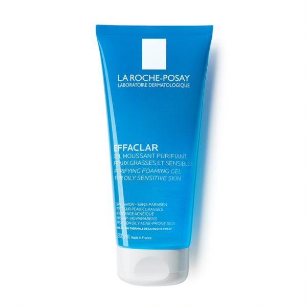 La Roche Posay Effaclar peneči čistilni gel, 200 ml