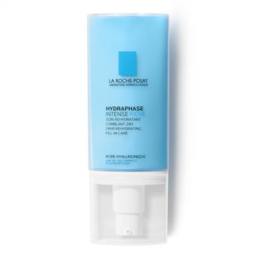La Roche Posay Hydraphase Intense Riche krema za suho kožo, 50 ml