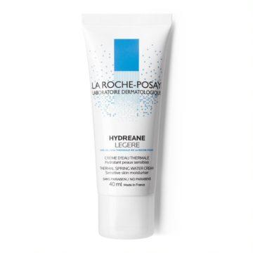La Roche Posay Hydreane Legere krema s termalno vodo za občutljivo kožo, 40 ml