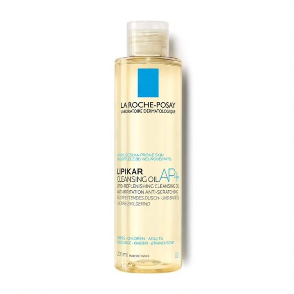 La Roche Posay Lipikar olje za umivanje, 200 ml