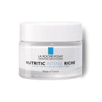 La Roche Posay Nutritic Intense Riche nega za zelo suho kožo, 50 ml