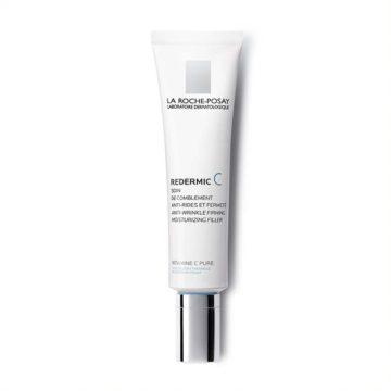 La Roche Posay Redermic C krema proti gubam za normalno in mešano kožo, 40 ml
