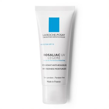 La Roche Posay Rosaliac UV Legere krema proti rdečici, 40 ml