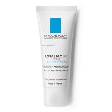 La Roche Posay Rosaliac UV Riche krema proti rdečici, 40 ml