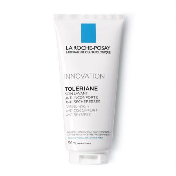 La Roche Posay Toleriane negovalni gel za umivanje obraza, 200 ml